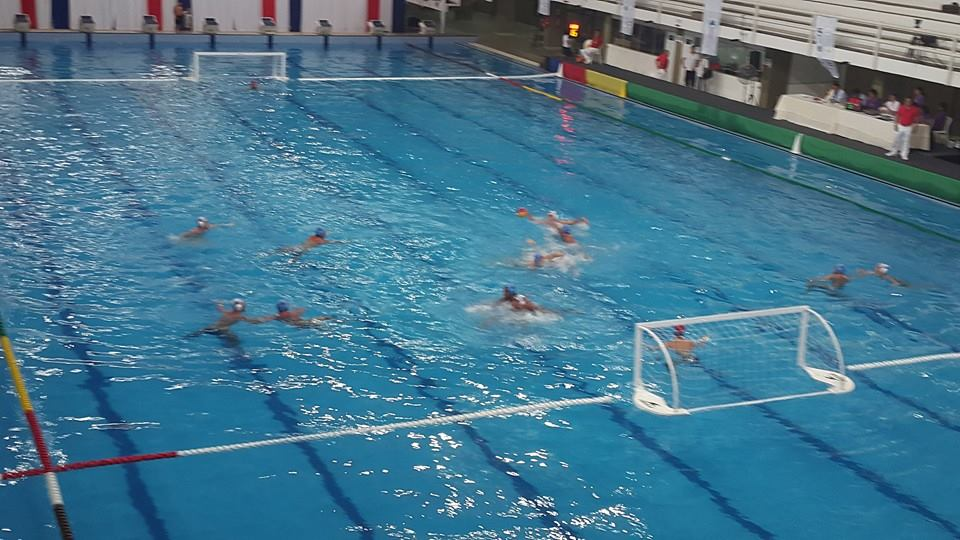 piscinas accesorios waterpolo canchas play greens